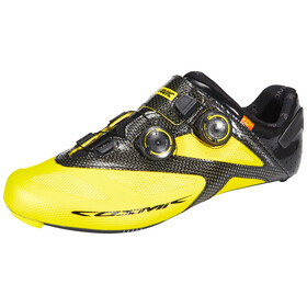 Mavic Cosmic Ultimate II Shoes Unisex Yellow Mavic/Black/Black